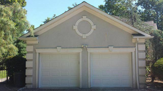 Beaded, Raised Panel, Recessed Panel, Carriage House Steel Garage Doors   CT  Garage Door Services